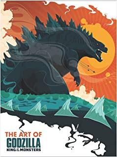 The Art of Godzilla - King of The Monsters (Unofficial): Godzilla King of The Monsters Art Book
