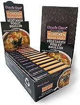 Oma's Own Bouillon Soup Cubes, 2 OZ | Vegan | Vegeterian | Gluten Free | 8 CT (Grandma's No Chicken, Pack - 6)