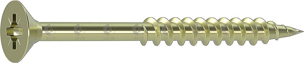 Dresselhaus 0/1132/021/4,0/45/ /03 JD-79-universele schroef met verzonken kop, kruiskop Z en gedeeltelijke draad, galvanis...