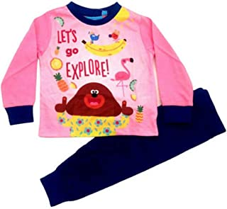 Hey Duggee Cbeebies Girls Pyjamas 18 Months upto 5 Years