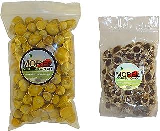 Japanese Garlic (150 Cloves) + Moringa Seeds (1 oz) Bundle!