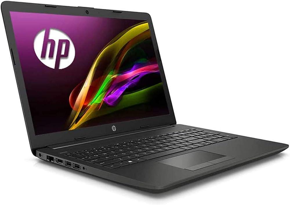 "Hp 255 g7 notebook hp display da 15.6"" fino a 2.60ghz,ram 8gb ddr4 ssd m.2 256gb,radeon r3"
