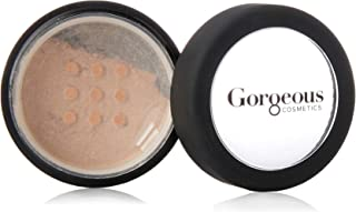 Gorgeous Cosmetics Shimmer Dust Eyeshadow, Sand Shimmer, 3g