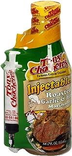 Tony Chachere's Marinade Roasted Garlic & Herb W/ Injector, 17 oz, 2 pk