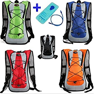 Theoutlettablet® Mochila Impermeable Bici para Ciclismo