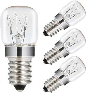 GMY Ampoules de Four E14 15W 230V Pour les Applications de Four et de Four à Micro-ondes Ampoules Tolérantes à la chaleur ...