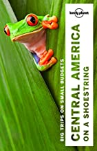 Lonely Planet Central America on a shoestring