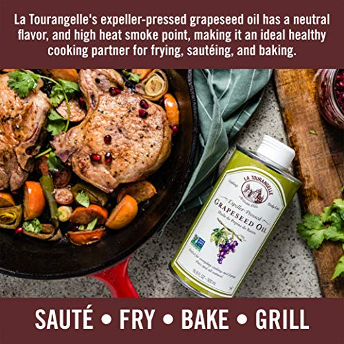 Product Image 5: La Tourangelle, Grapeseed Oil, 25.4 Ounce (Packaging May Vary)