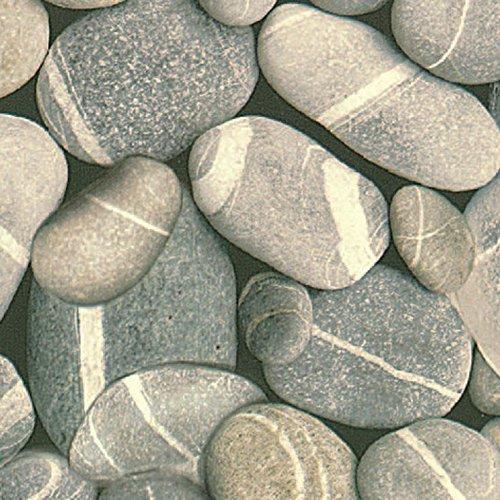 haga-Wohnideen.de Plakfolie Stones in 45cm breedte designfolie decoratiefolie (per meter)