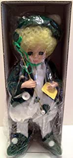 Brinn's Collectible 1988 Calendar Clown Doll - MARCH