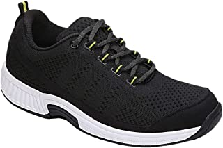 Orthofeet Women's Plantar Fasciitis Orthopedic Diabetic Walking Athletic Shoes Coral Sneakers
