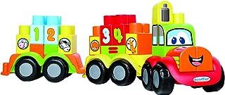 Ecoiffier abrick Les Maxi My 1St Train Construction Blocks - 4 Years above