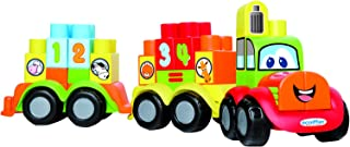 Ecoiffier abrick Les Maxi My 1St Train Construction Blocks - 4 Years   above