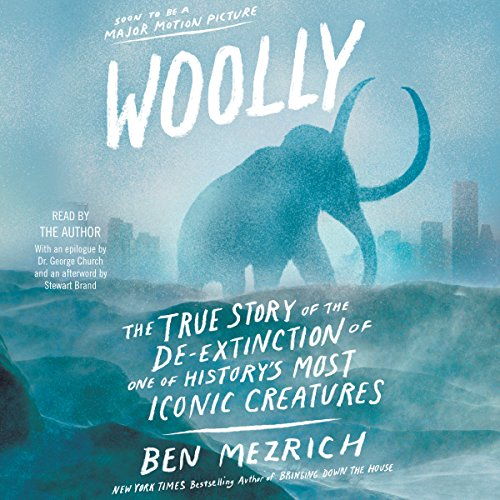 Woolly cover art
