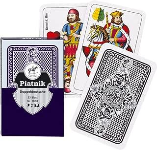 Piatnik Doppeldeutsche Playing Cards