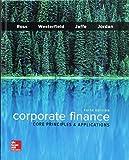 GEN COMBO CORPORATE FINANCE:CORE PRINCIPLES & APPLICATIONS; CONNECT ACCESS CARD