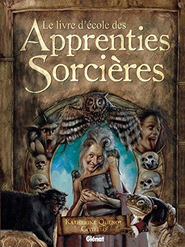 Le livre d'école des Apprenties Sorcières: Niveau 1 : Initiation