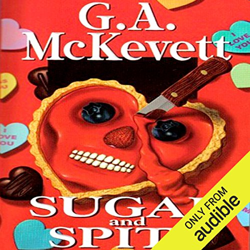 Sugar and Spite audiobook cover art