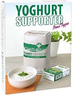 ヨーグルトサポーター NewType[発酵器](牛乳パック・豆乳ブリックタイプ兼用)※設定温度約50度(発酵温度40-45度)