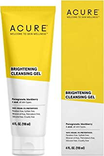 acure eye cream before and after