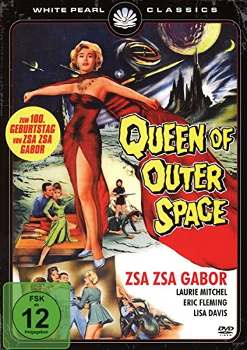 Queen of outer Space - Kinofassung (digital remastered)