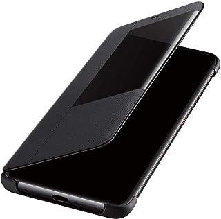 Official Huawei Mate 20 X Smart View Flip Case - Black
