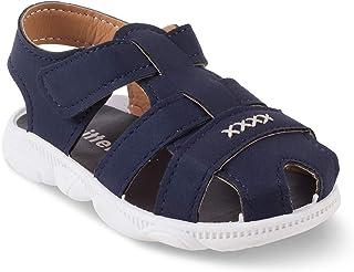 KITTENS Boys Brown Sandals