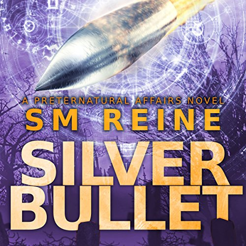 Silver Bullet     Preternatural Affairs, Book 2              By:                                                                                                                                 SM Reine                               Narrated by:                                                                                                                                 Jeffrey Kafer                      Length: 5 hrs and 25 mins     3 ratings     Overall 4.7