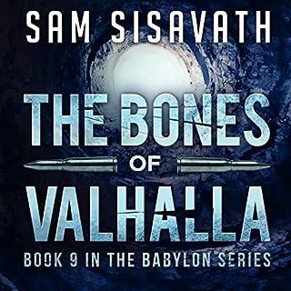 The Bones of Valhalla audiobook cover art