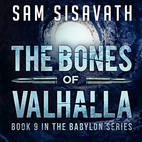 The Bones of Valhalla audiobook cover art