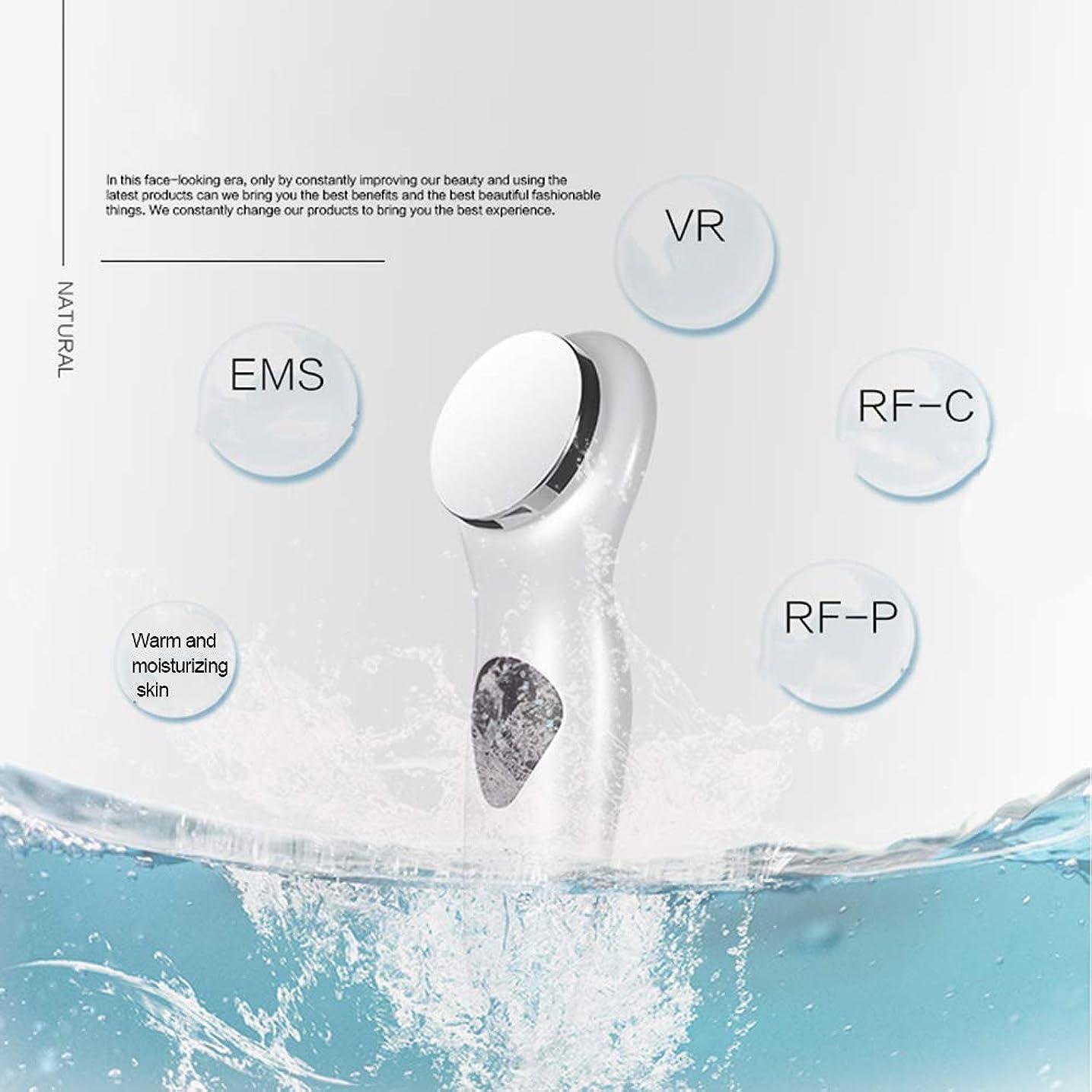 アナロジー磨かれたランクEMSの顔の調子を整える装置、超音波美の器械、携帯用表面美機械、家の美装置の振動器械、顔のマッサージャー