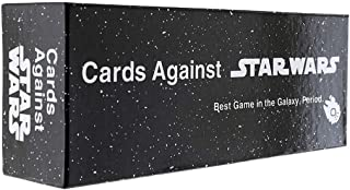 Cards Against Star Wars The Amazing Game in The Galaxy Period