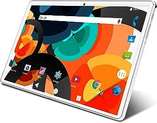 タブレット10.1インチ Android 10.0 8コアCPU RAM2GB/ROM32GB 5GHz-2.4GHzWi-Fiモデル 1920x1200 FHDディスプレイ デュアルカメラ13MP +5MP Bluetooth GPS FM機...
