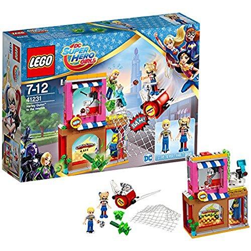 LEGO DC Super Hero Girls 41231 - Set Costruzioni Harley Quinn al Salvataggio