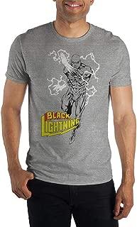 Best black lightning t shirt Reviews