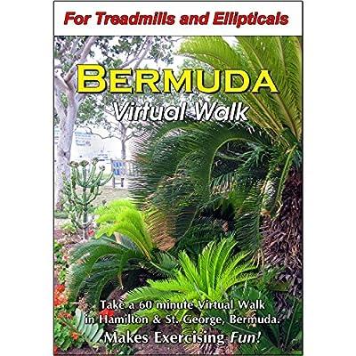Bermuda Virtual Walk - Treadmill Scenery DVD