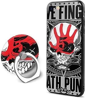 BeatriceBGault Five Finger Death Punch Super-Hardness Anti-Fall Anti-Fingerprint Classic Black Border iPhone 7/8 Case (4.7
