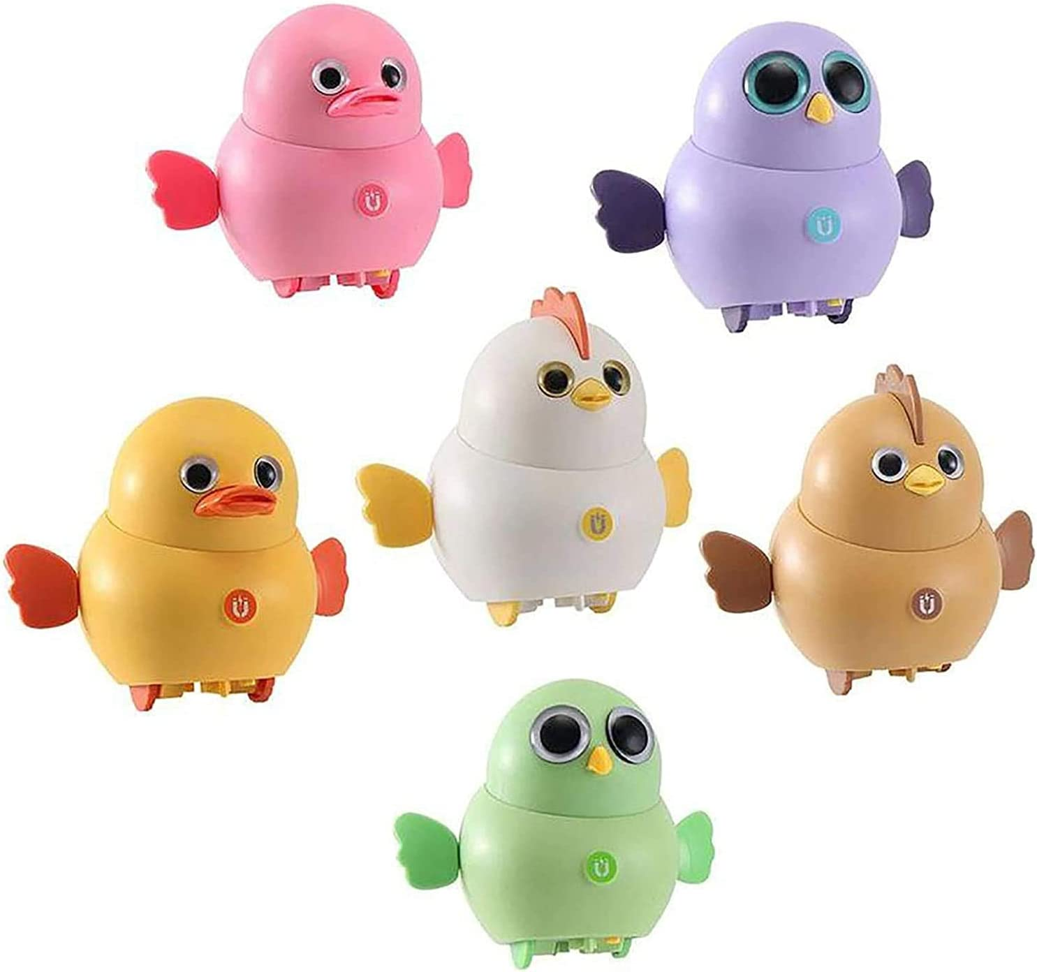 Max 42% OFF horen Baby Electric Excellent Swing Magnetic Toy Animals Shape Chick Duckl