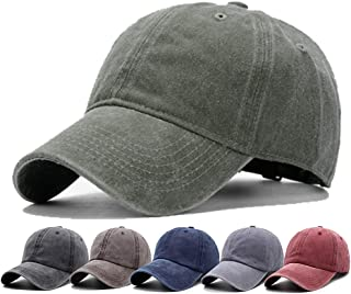 Unisex Cotton Baseball Hats for Men Hats for Women Baseball Caps Vintage Dad Hats