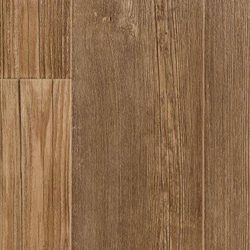 BODENMEISTER BM70400 Vinylboden PVC Bodenbelag Meterware 200, 300, 400 cm breit, Holzoptik Diele Pinie