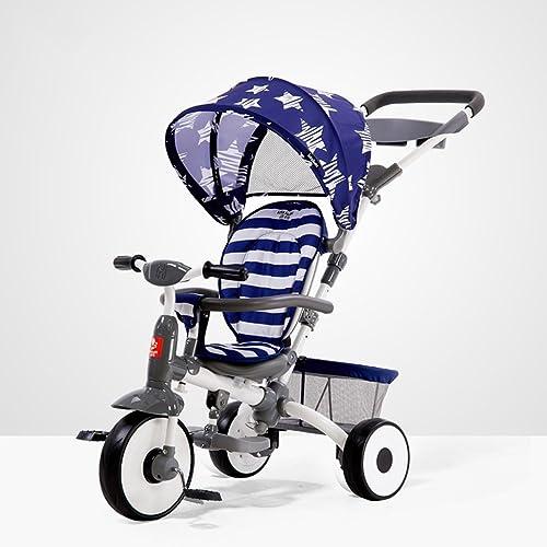 soporte minorista mayorista Triciclo de los los los Niños, bicicleta bicicleta del bebé carro de bebé Carro de bebé  Para tu estilo de juego a los precios más baratos.