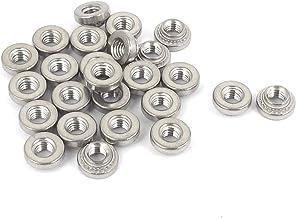 M5X0.8-2 Metric Self Clinching Nut Zinc Box Qty 5,000 BC-M5-2NCL by Shorpioen