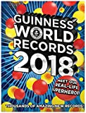Guinness World Records 2018 - Anglais - Guinness World Records - 29/08/2017