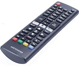 TOOGOO TV/Pc Control Remoto para LG Smart Led TV Akb75095308