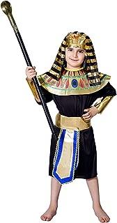 DSplay Kid's Egyptian Pharaoh Costume