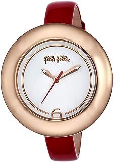 [フォリフォリ] 腕時計 MINIMALIST WF0R013SPW-RE レディース 並行輸入品 レッド