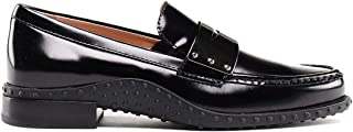 Tod's Luxury Fashion Womens XXW03C0CF90SHAB999 Black Loafers | Fall Winter 19