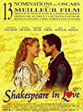 Shakespeare In Love-Gwyneth Paltrow - 116 x 158 cm, Cinema