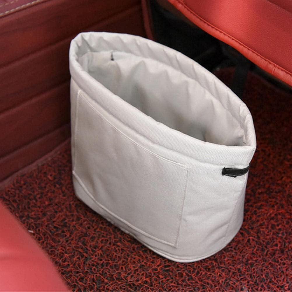 BAWAQAF Car Max 71% OFF Trash Can Automobile Basket Pape online shopping Garbage Dustbin
