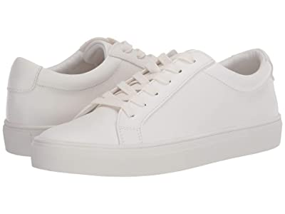 Steve Madden Coastal Sneaker (White) Men